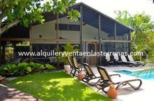 Casa el portillo, Rent and sale in Las Terrenas