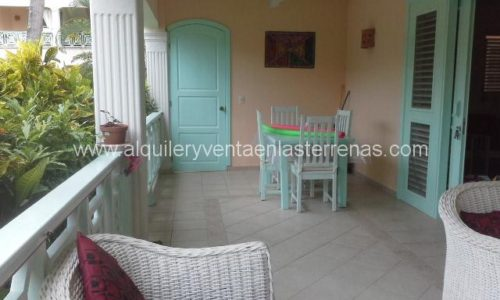 apartamento corte del mar, rent and sale in Las Terrenas