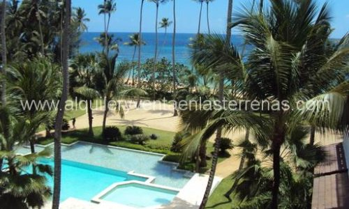 Apartment Terrazas Del Atlantico, Rent and sale in Las Terrenas