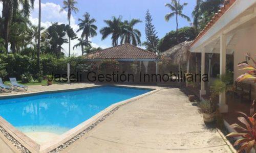 Villa Las Flores, louer et vendre à Las Terrenas