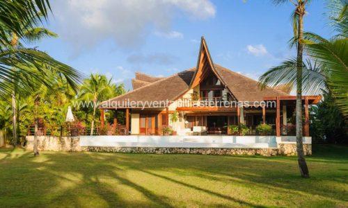 Casa Ciruela, alquiler y venta en las terrenas