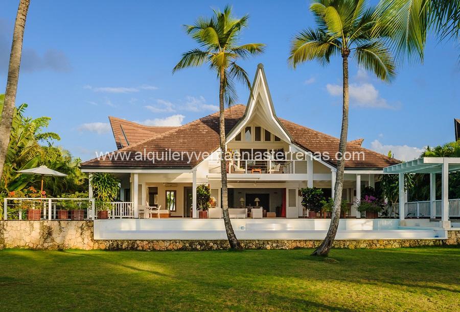 Casa Limoncillo, alquiler y venta en las terrenas