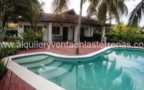 Villa Brazil, alquiler y venta en las terrenas