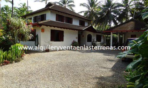 casa hrf 002, alquiler y venta en las terrenas