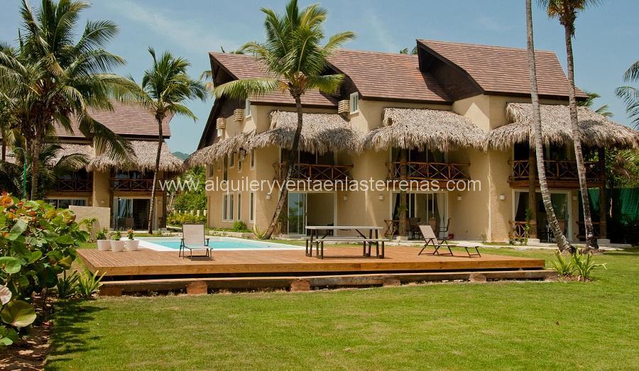 Las olas luxury villas en alquiler y venta las terrenas for Mi lote villa bonita