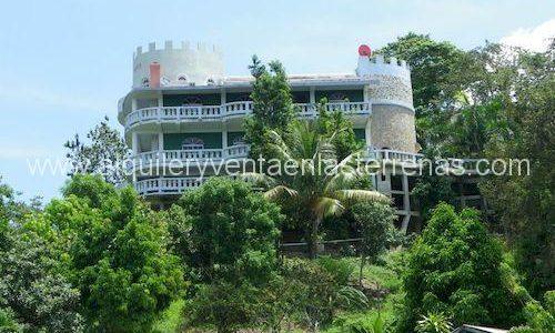 Castillo Romano, Alquiler de villas en las terrenas, Alquiler en las terrenas, Casas, apartamentos
