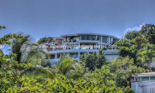 Villa Esferica, Alquiler en las terrenas, alquiler de villas en las terrenas, venta en las terrenas