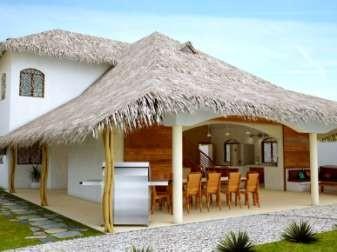 Villa mareva nro 6 alquiler y venta en las terrenas for Villa italia modelos