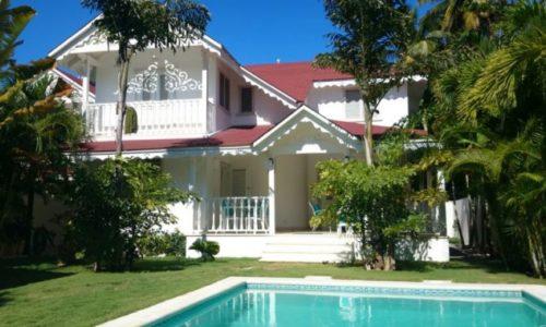 Villa Thalaya 4, alquiler y venta en las terrenas