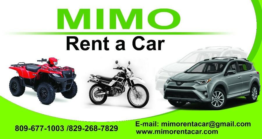 Mimo Rent a Car, Alquiler y venta en las terrenas